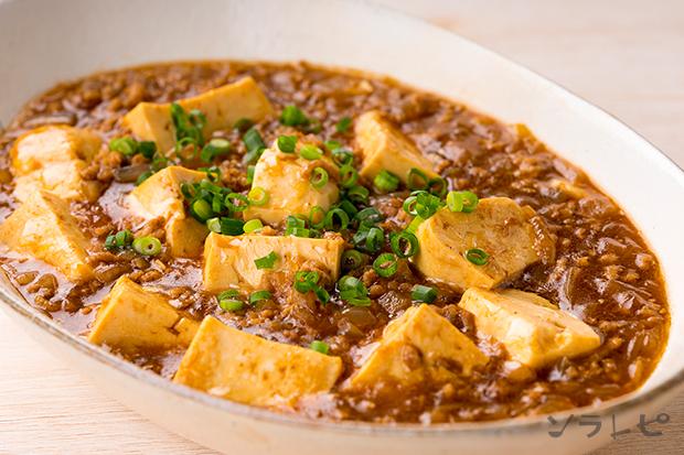 豆腐 レシピ 1 位 マーボー