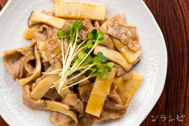 豚肉と長芋の柚子こしょう炒め_main2