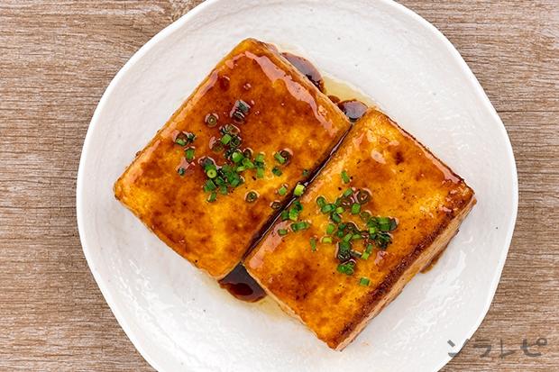 ガーリックバター豆腐ステーキ_main2