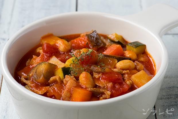 夏野菜のトマト煮込み_main1