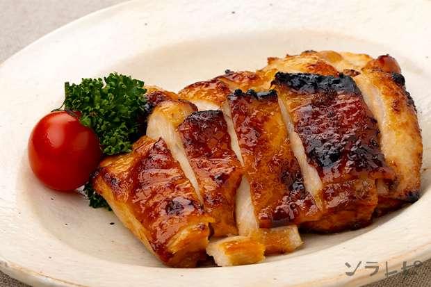 鶏肉のはちみつ照り焼き_main1