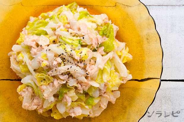 白菜とツナの和風サラダ_main2