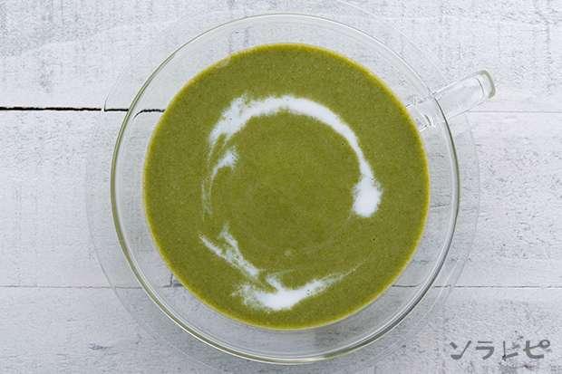 ほうれん草の冷たいスープ_main2