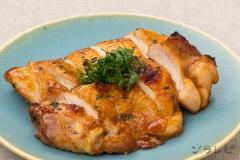 鶏肉の青しそ焼き