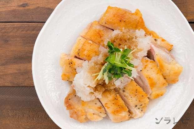チキンステーキおろしポン酢ソース_main2