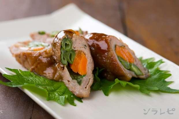 野菜の豚肉巻き_main1