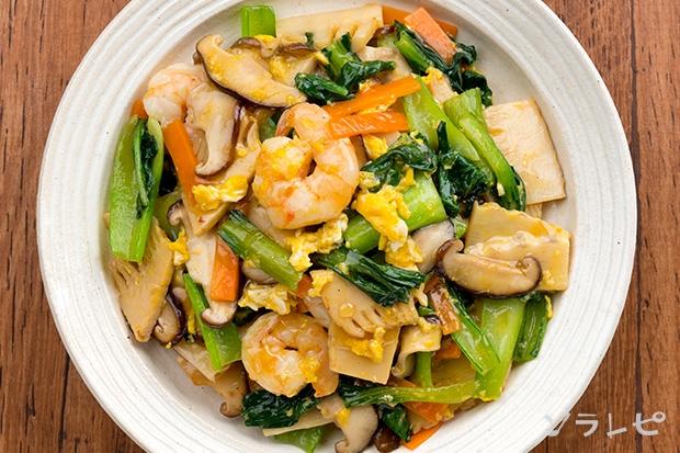 エビと野菜の中華風卵炒め_main2