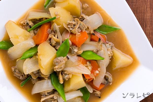 アサリとジャガイモの煮物_main2