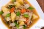 アサリとジャガイモの煮物_sub2