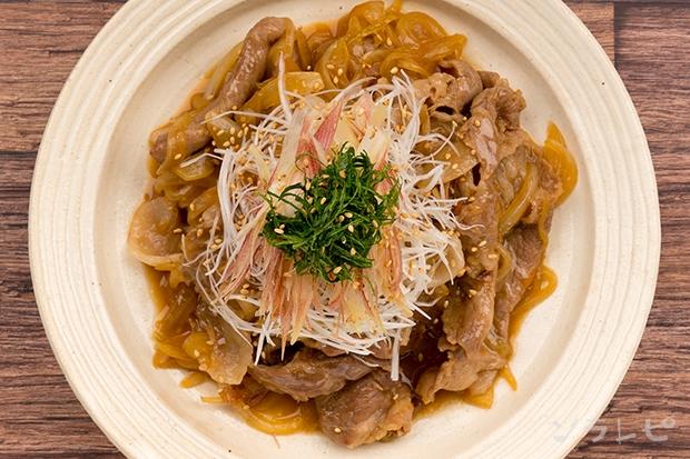 豚の照り焼き香味野菜のせ_main2