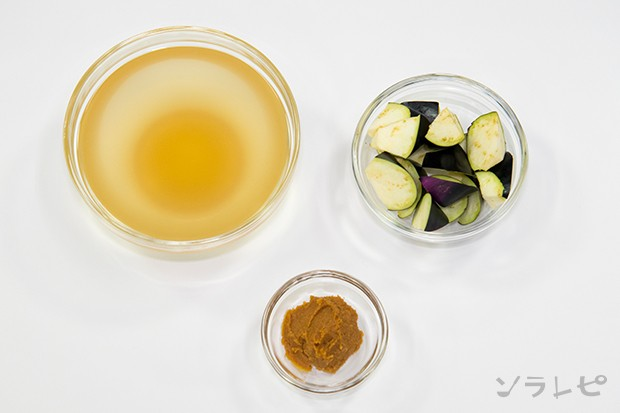 ナスの味噌汁_main3