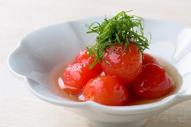 プチトマトのおひたし_main1