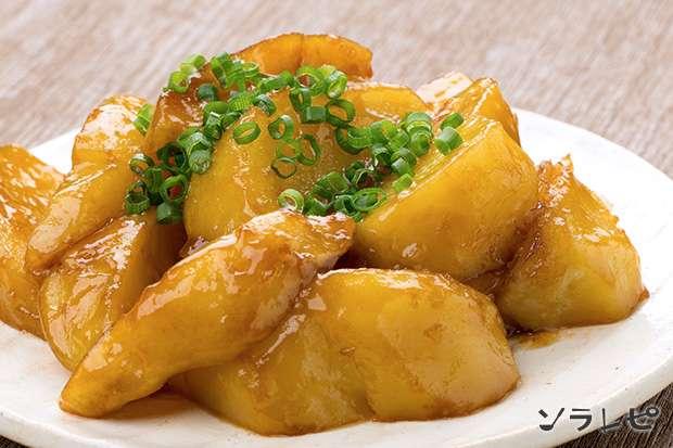 ガーリックバター醤油ポテト_main1