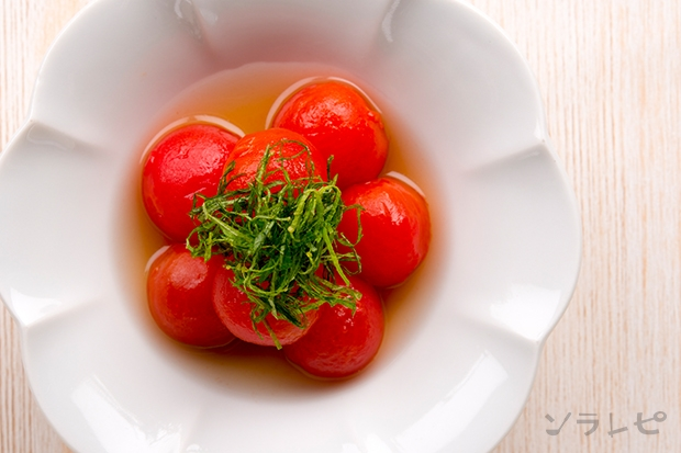 プチトマトのおひたし_main2