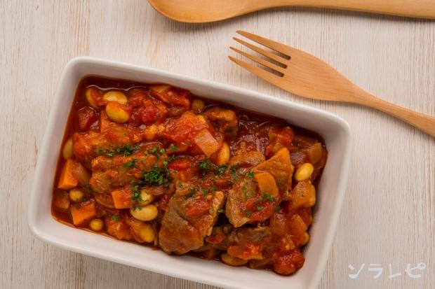 豚肉と大豆のトマト煮込み_main2