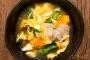 豚肉とスナップエンドウの卵とじ_sub2