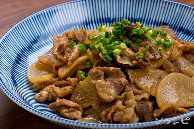 豚肉と大根の炒め煮_main1