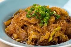 豚肉と白菜の中華煮