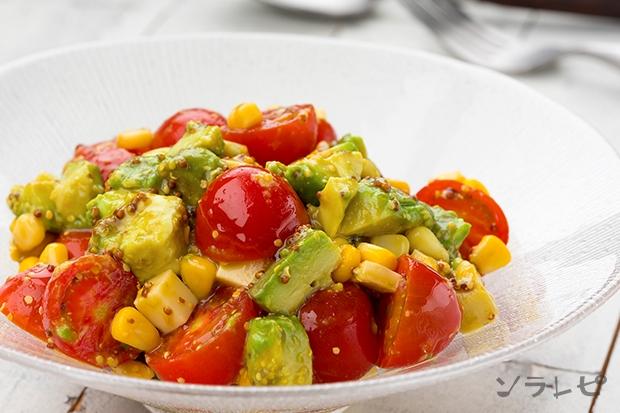 ミニトマトとアボカドのサラダ_main1