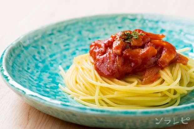 梅入りトマトスパゲッティー_main1