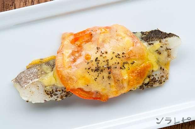 白身魚のトマトチーズ焼き_main2