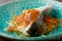 鱈のくずたたき梅肉ソースがけ_sub1