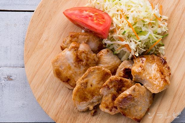鶏肉の醤油麹焼き_main2