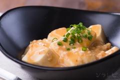 ノンオイル麻婆豆腐