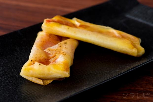 トマトとチーズの春巻き_main1