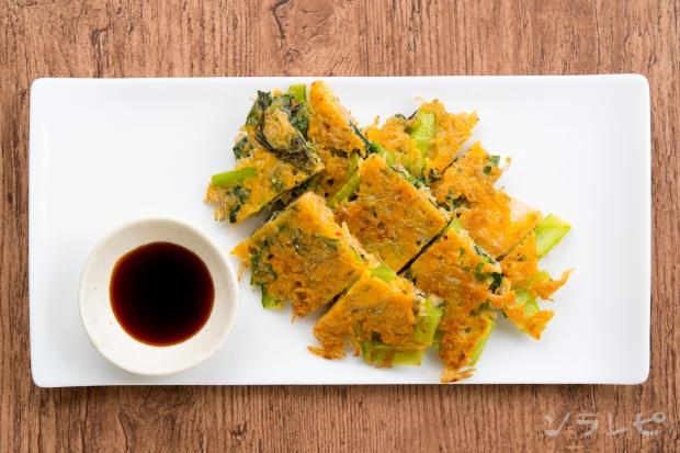 小松菜とシラスのチヂミ_main2