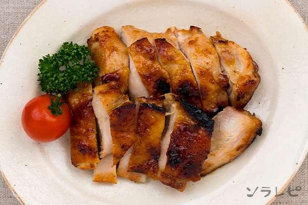 鶏肉のはちみつ照り焼き_main2
