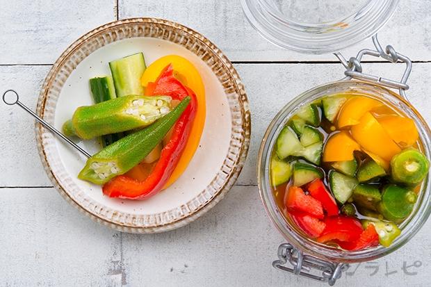 夏野菜のカラフルマリネ_main2
