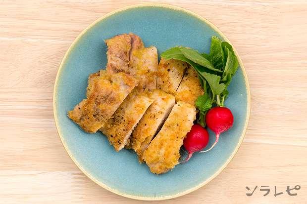 鶏肉のチーズパン粉焼き_main2