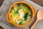 チンゲン菜と卵のスープ_sub2