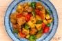 野菜と鶏肉の甘酢炒め_sub2