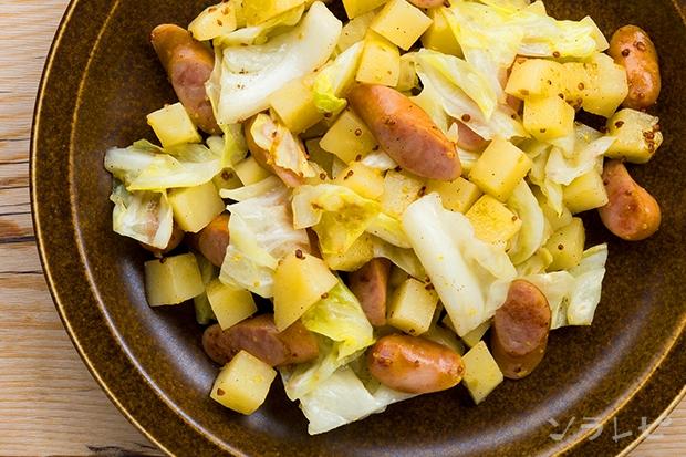 ジャガイモのマスタード炒め_main2