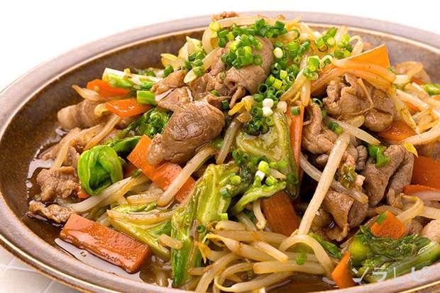 豚肉と野菜のソース炒め_main1