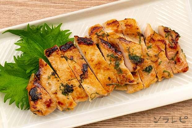 豚肉の大葉味噌焼き_main2