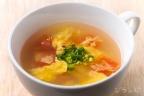 トマト卵スープ