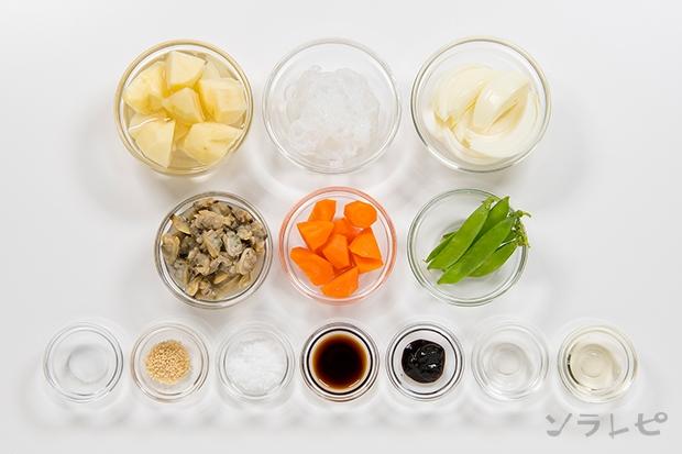 アサリとジャガイモの煮物_main3