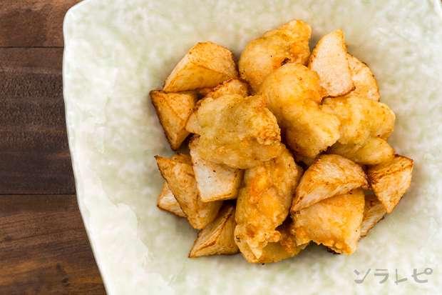 鶏ささみと長芋の柚子胡椒唐揚げ_main2