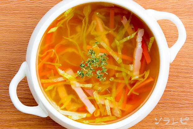 キャベツとベーコンのスープ_main2
