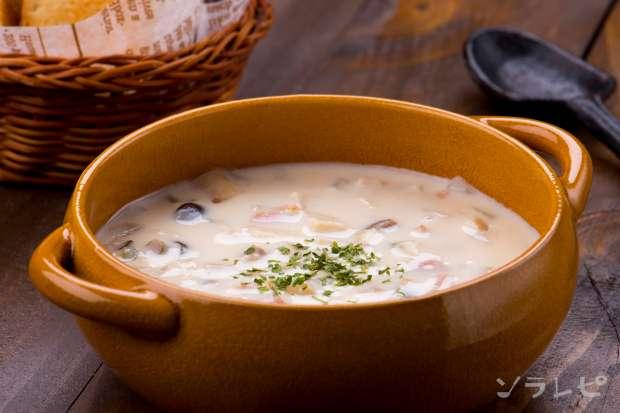 きのこのクリームスープ_main1