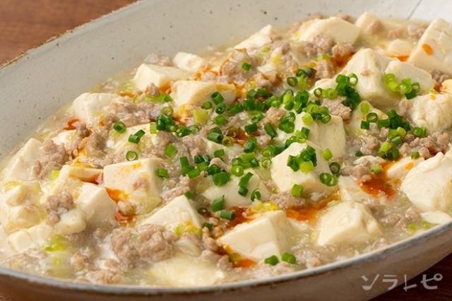 麻 婆 豆腐 レシピ