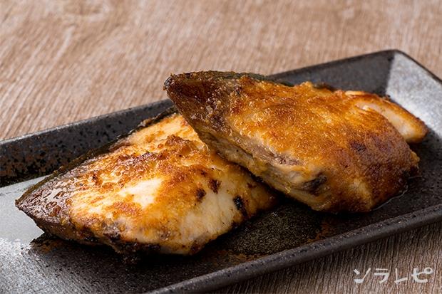 ブリのごま味噌焼き_main1