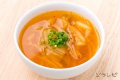 キムチスープ