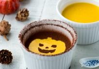 かぼちゃのパンナコッタ