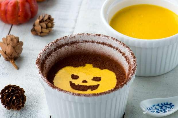 かぼちゃのパンナコッタ_main1