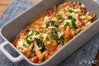 鶏肉のトマトソイクリーム煮