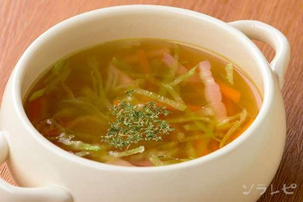 キャベツとベーコンのスープ_main1